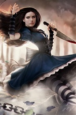 Alice: Madness Returns PC-Spiel iPhone Hintergrundbilder