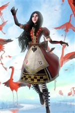 Alice: Madness Returns iPhone Hintergrundbilder