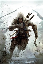 Assassins Creed 3 PC-Spiel iPhone Hintergrundbilder