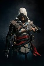 Assassins Creed 4: Black Flag iPhone Hintergrundbilder