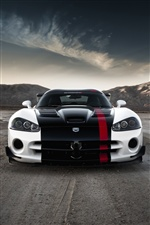 Dodge Viper SRT-10 Auto iPhone Hintergrundbilder