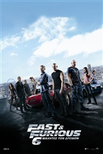 Fast And Furious 6 iPhone Hintergrundbilder