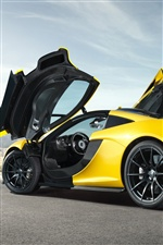 McLaren Supersportwagen P1 iPhone Hintergrundbilder