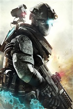 Ghost Recon iPhone Hintergrundbilder
