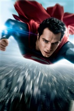 Man of Steel Poster iPhone Hintergrundbilder
