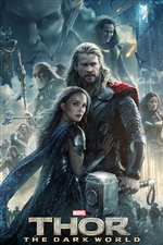 Thor: The Dark World 2013 iPhone Hintergrundbilder