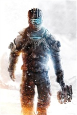 Dead Space 3 iPhone Hintergrundbilder