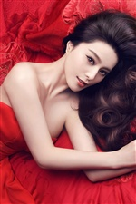 Fan Bingbing 03 iPhone Hintergrundbilder