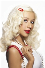 Christina Aguilera 04 iPhone Hintergrundbilder