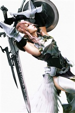 Final Fantasy XIII-2 iPhone Hintergrundbilder