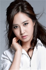 Girls Generation, Yuri iPhone Hintergrundbilder