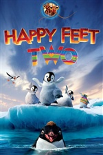 Happy Feet Two iPhone Hintergrundbilder