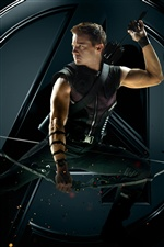 Hawkeye Clint Barton iPhone Hintergrundbilder