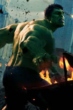 Hulk in The Avengers iPhone Hintergrundbilder