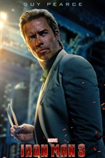 Iron Man 3, Guy Pearce iPhone Hintergrundbilder