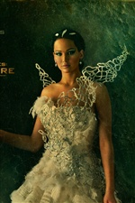 Jennifer Lawrence, The Hunger Games: Catching Fire iPhone Hintergrundbilder