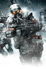 Killzone 3 iPhone Hintergrundbilder