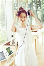 Korea, Girls Generation, Yoona 04 iPhone Hintergrundbilder