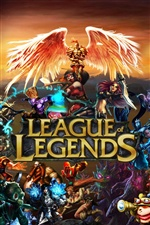 League of Legends iPhone Hintergrundbilder
