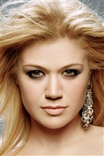 Kelly Clarkson 03 iPhone Hintergrundbilder
