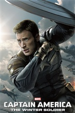 2014 Captain America: The Winter Soldier iPhone Hintergrundbilder