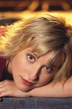 Allison Mack 01 iPhone Hintergrundbilder