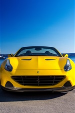 2015 Mercedes-Benz AMG GTS car front view iPhone Hintergrundbilder