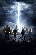 Fantastic Four 2015 iPhone Hintergrundbilder