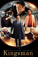 Kingsman: The Secret iPhone Hintergrundbilder