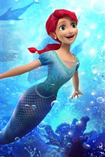 The Little Mermaid: Angriff der Piraten iPhone Hintergrundbilder