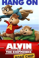 Alvin und die Chipmunks: The Road Chip iPhone Hintergrundbilder