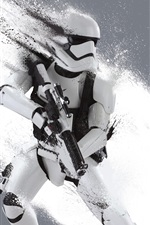 Star Wars: The Force Erwacht, Roboter iPhone Hintergrundbilder