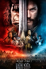 Warcraft-Film 2016 iPhone Hintergrundbilder